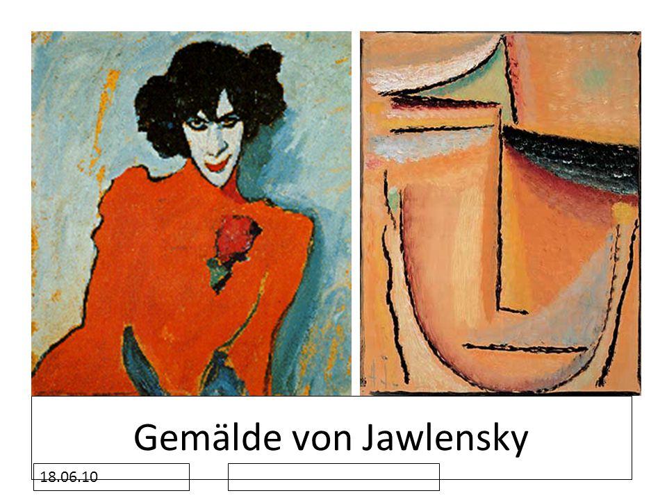 16161616 Gemälde von Jawlensky 18.06.10