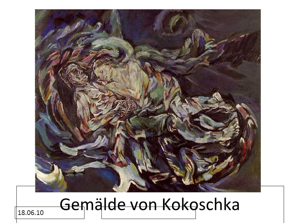 Gemälde von Kokoschka 18.06.10