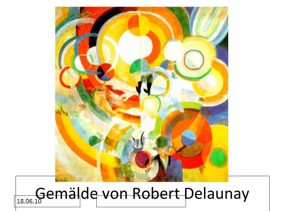 Gemälde von Robert Delaunay