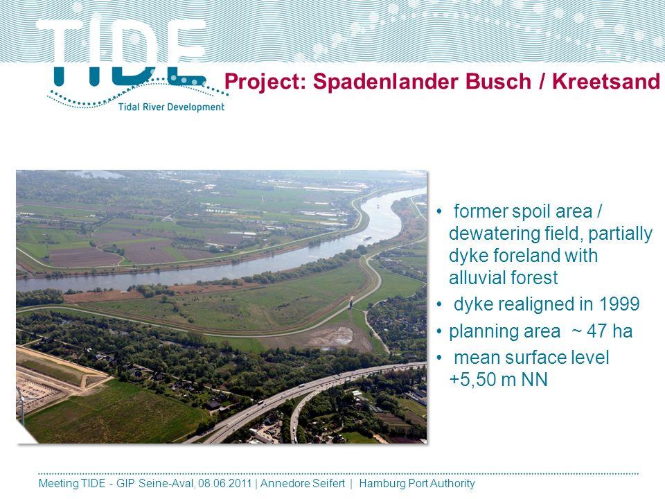 Project: Spadenlander Busch / Kreetsand