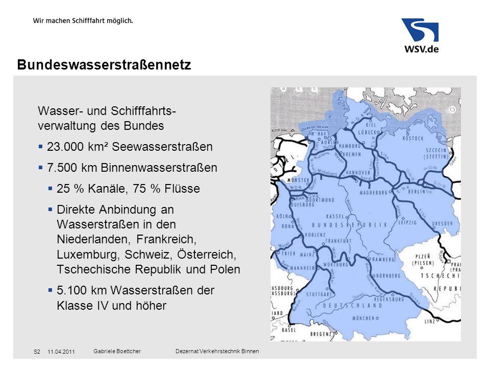 Bundeswasserstraßennetz