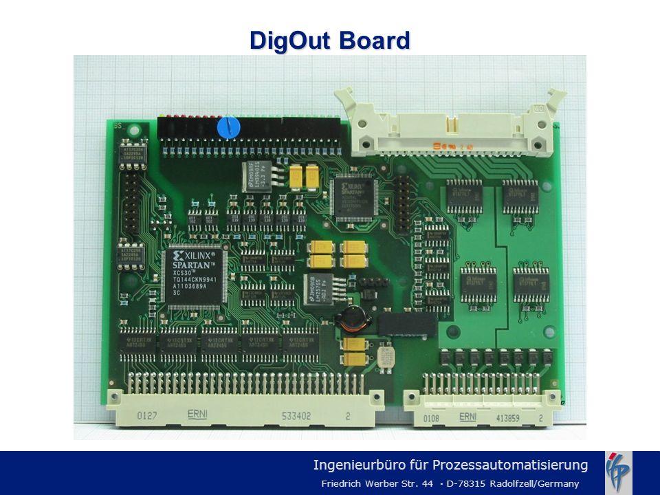 DigOut Board
