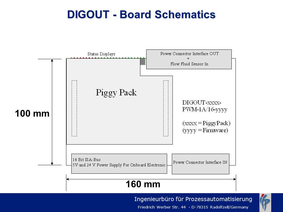 DIGOUT - Board Schematics