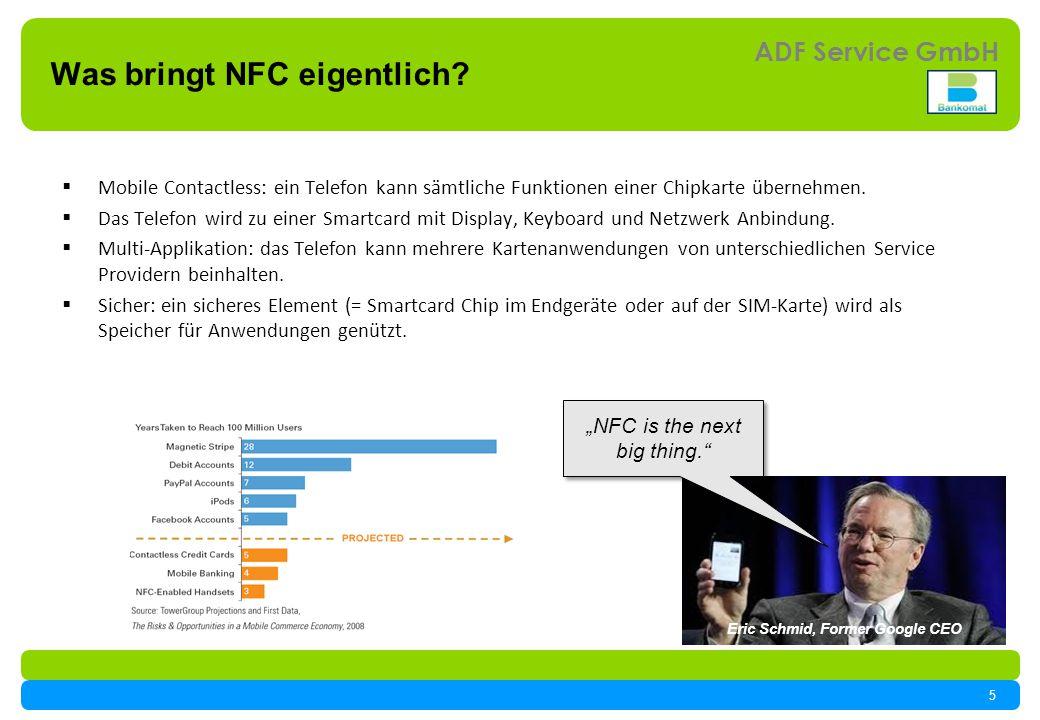 Was bringt NFC eigentlich