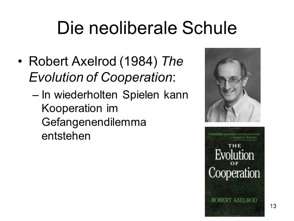 Die neoliberale Schule