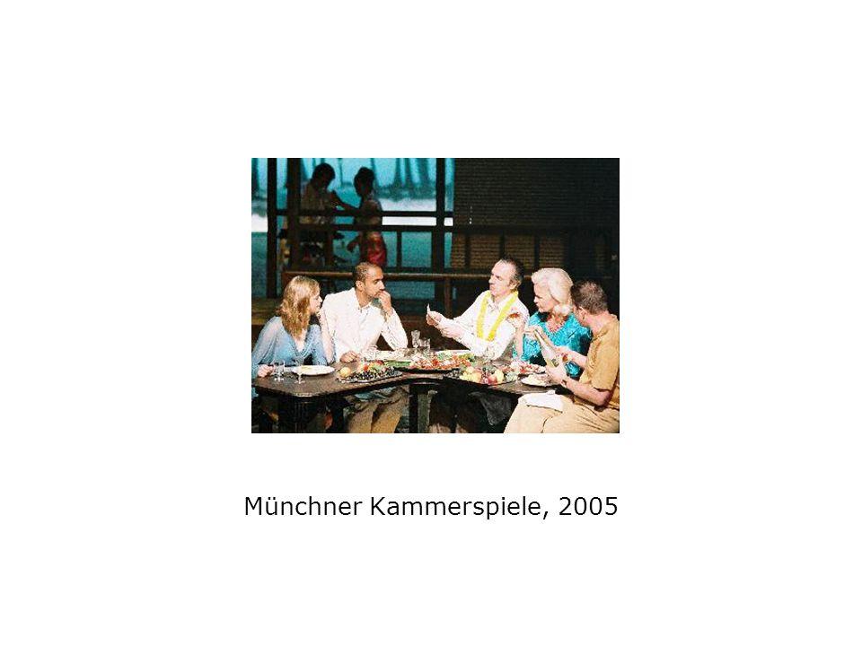 Münchner Kammerspiele, 2005
