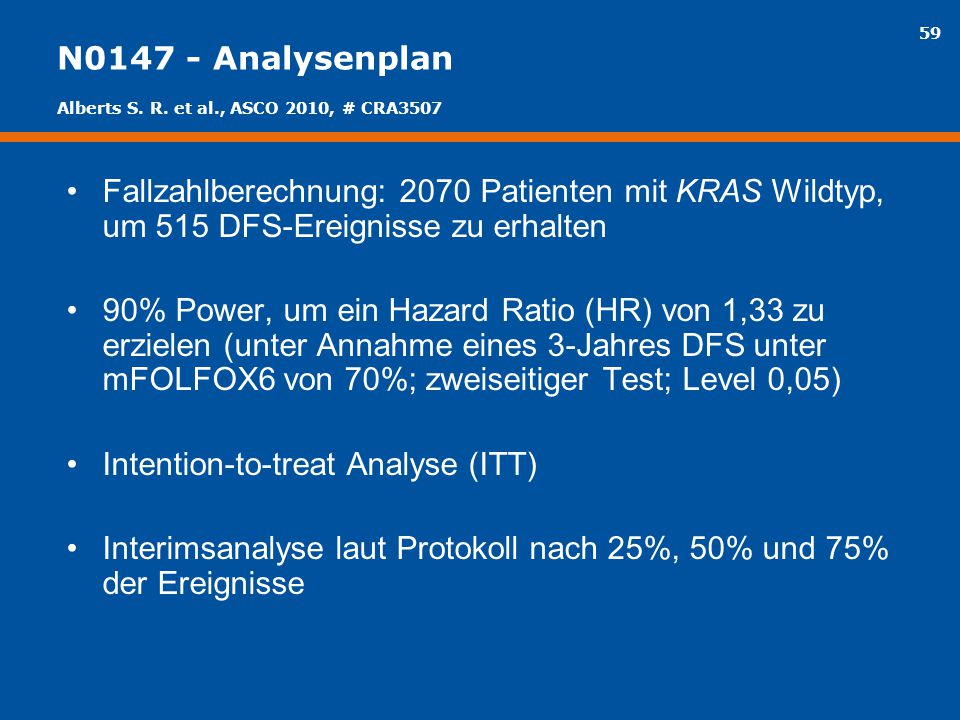 Intention-to-treat Analyse (ITT)