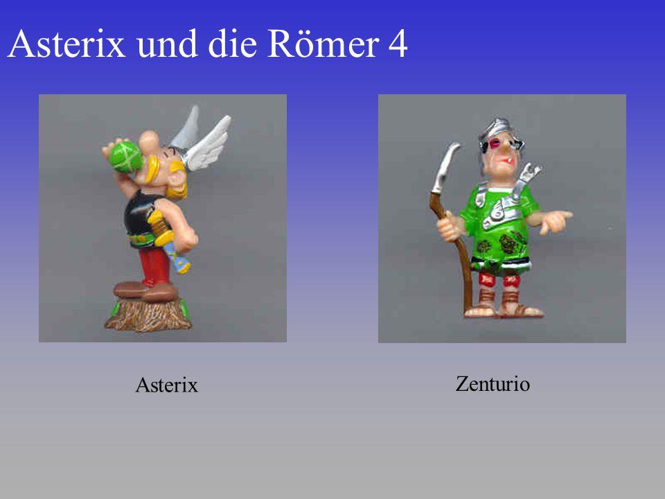 Asterix und die Römer 4 Asterix Zenturio