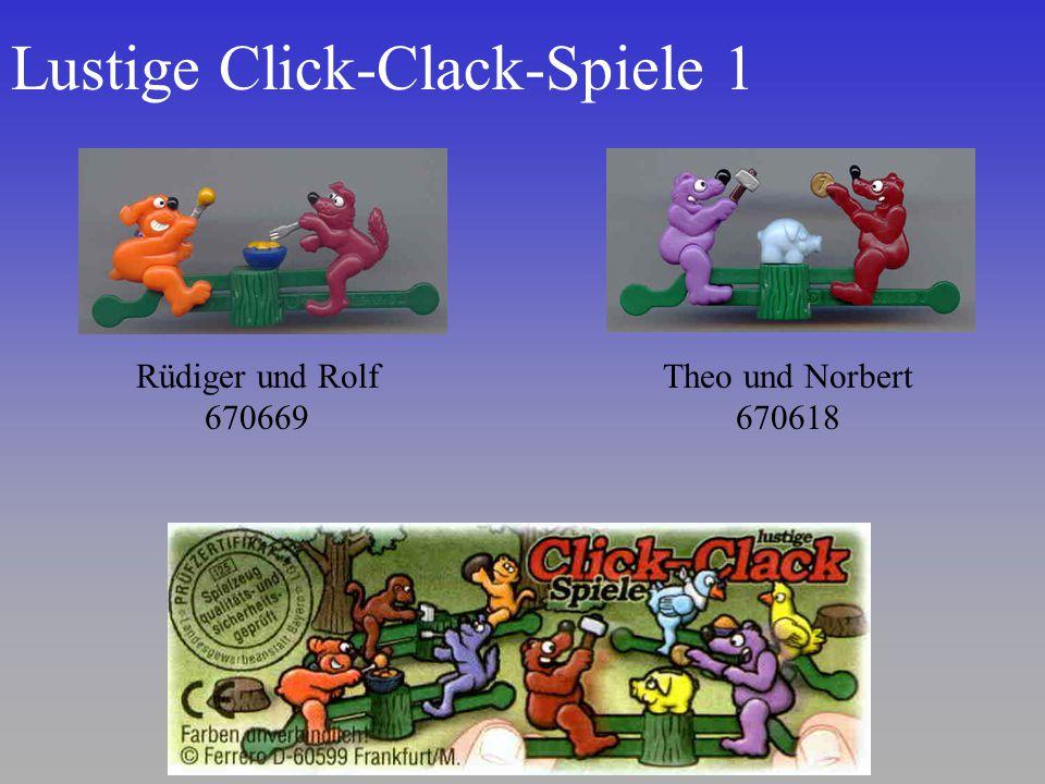 Lustige Click-Clack-Spiele 1