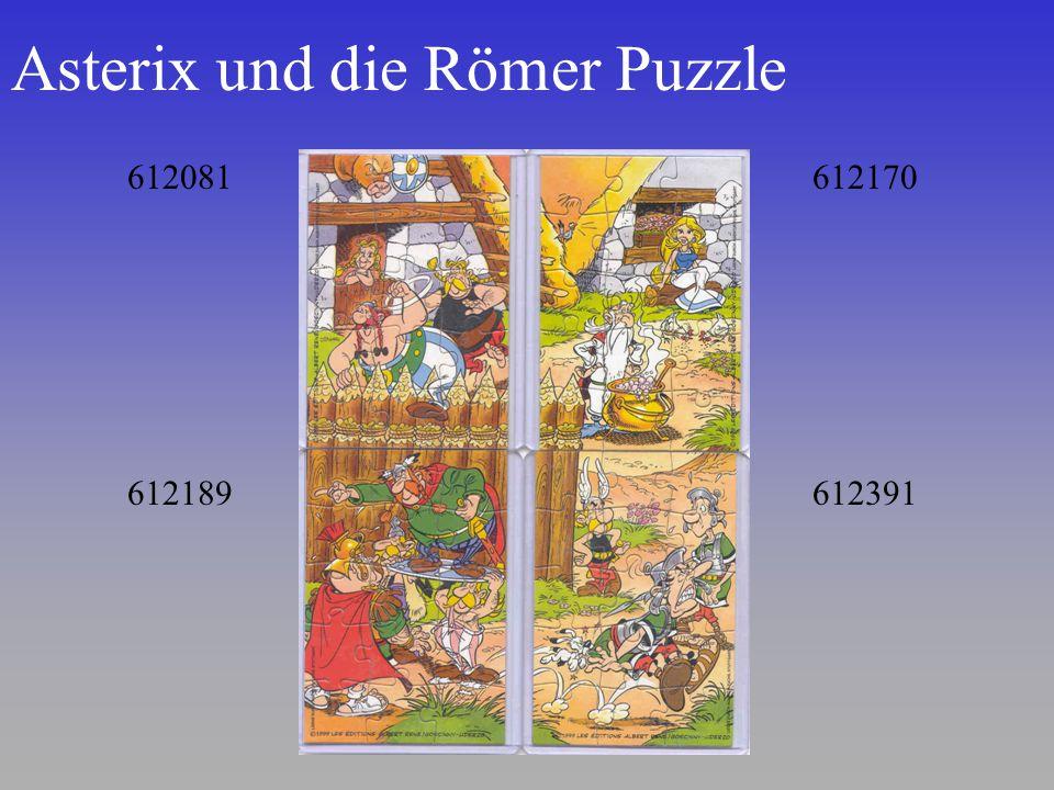 Asterix und die Römer Puzzle