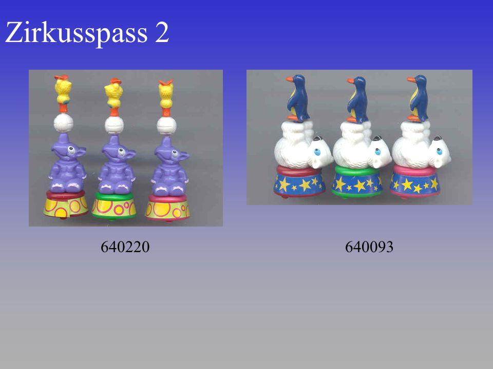 Zirkusspass 2 640220 640093