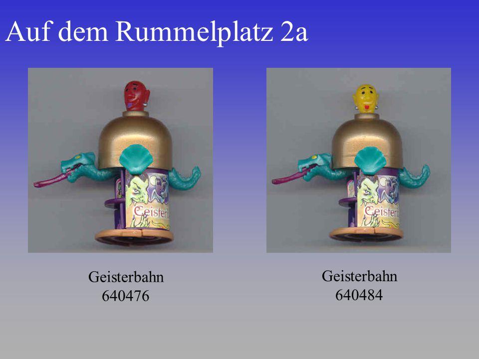 Auf dem Rummelplatz 2a Geisterbahn 640476 Geisterbahn 640484