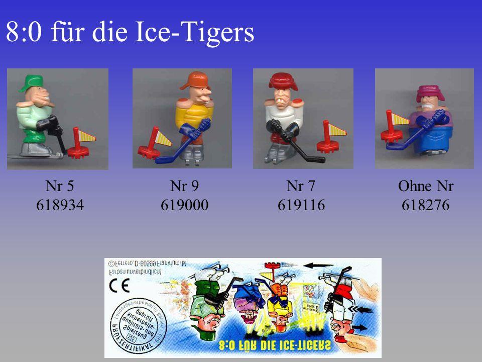 8:0 für die Ice-Tigers Nr 5 618934 Nr 9 619000 Nr 7 619116