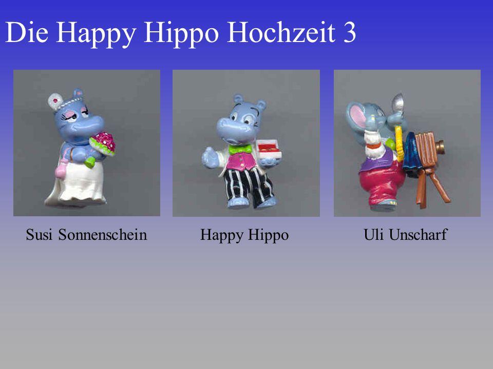 Die Happy Hippo Hochzeit 3