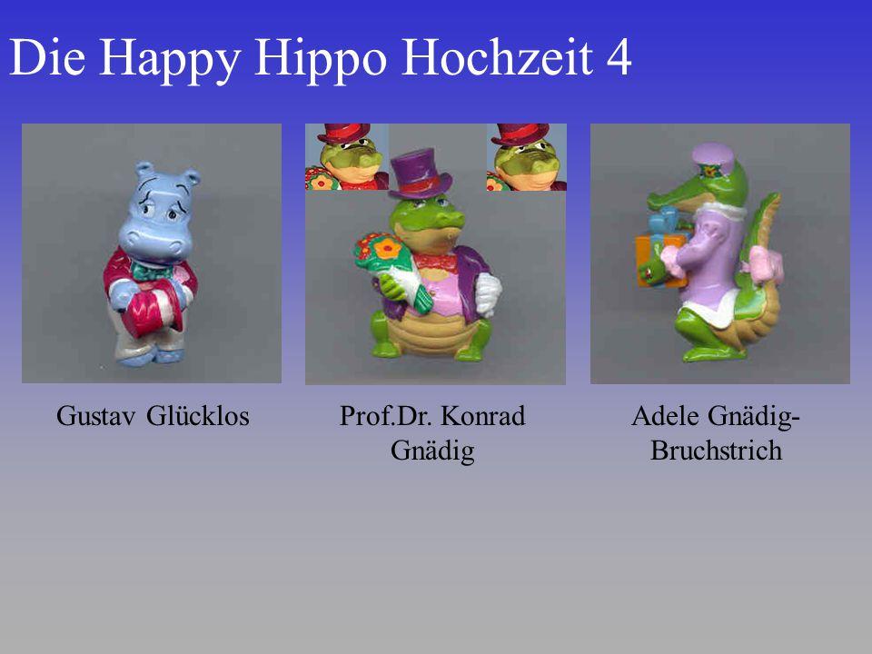 Die Happy Hippo Hochzeit 4