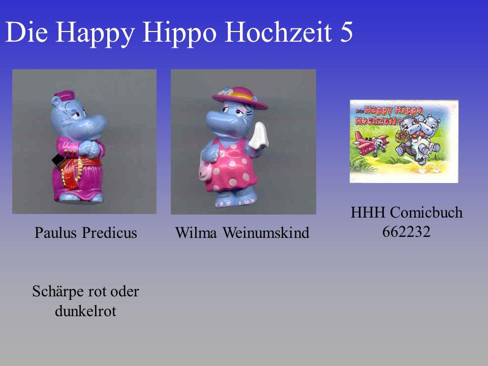 Die Happy Hippo Hochzeit 5
