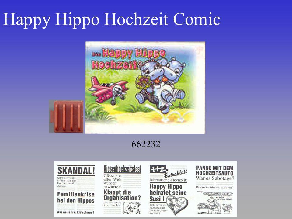 Happy Hippo Hochzeit Comic