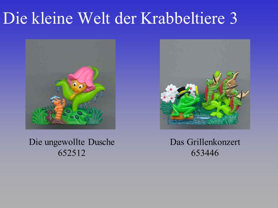 Die kleine Welt der Krabbeltiere 3