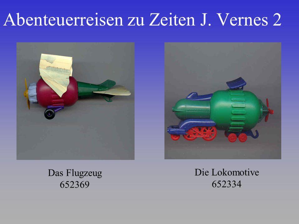 Abenteuerreisen zu Zeiten J. Vernes 2