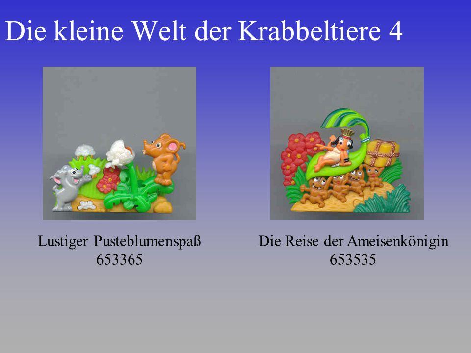 Die kleine Welt der Krabbeltiere 4