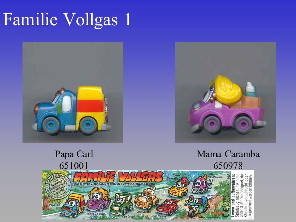 Familie Vollgas 1 Papa Carl 651001 Mama Caramba 650978