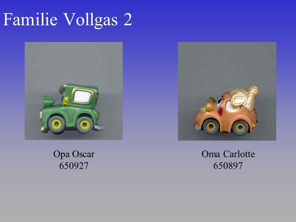 Familie Vollgas 2 Opa Oscar 650927 Oma Carlotte 650897