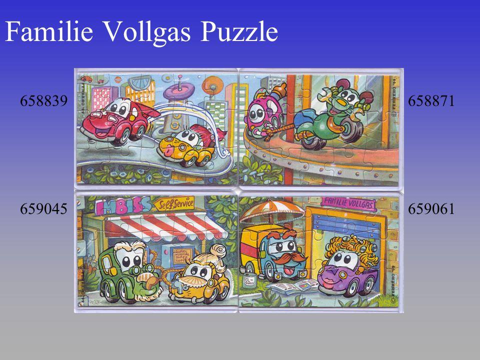 Familie Vollgas Puzzle