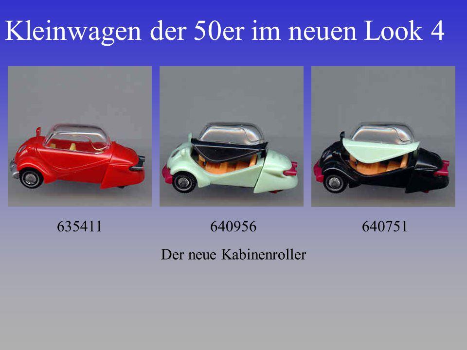 Kleinwagen der 50er im neuen Look 4