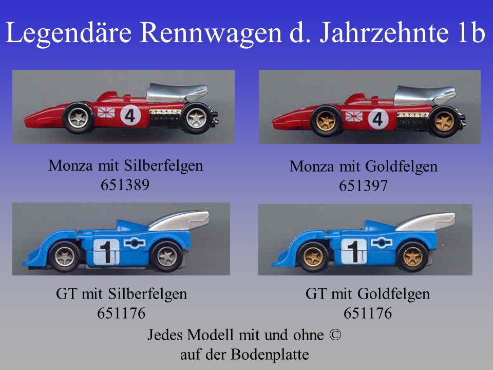 Legendäre Rennwagen d. Jahrzehnte 1b