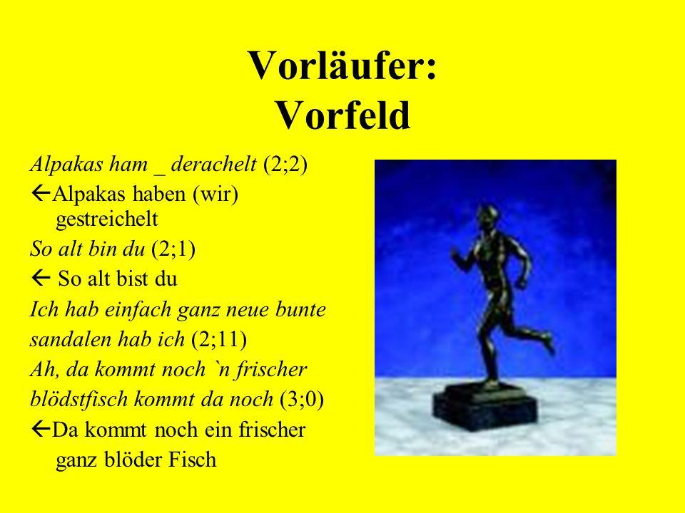 Vorläufer: Vorfeld Alpakas ham _ derachelt (2;2)