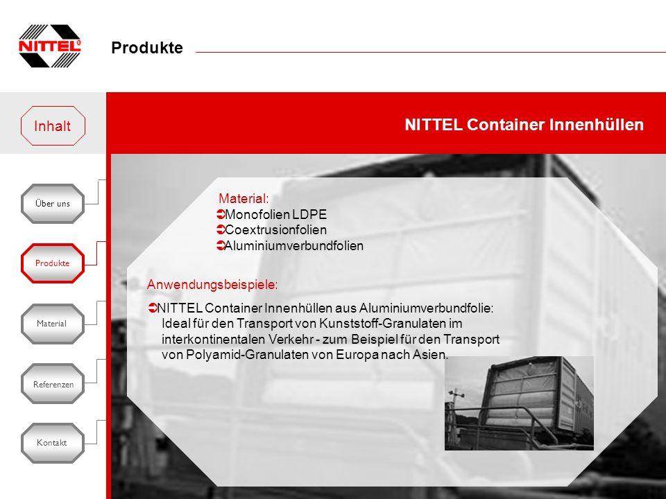 NITTEL Container Innenhüllen