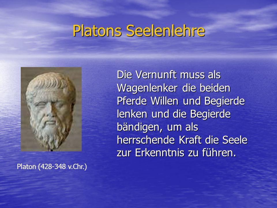 Platons Seelenlehre
