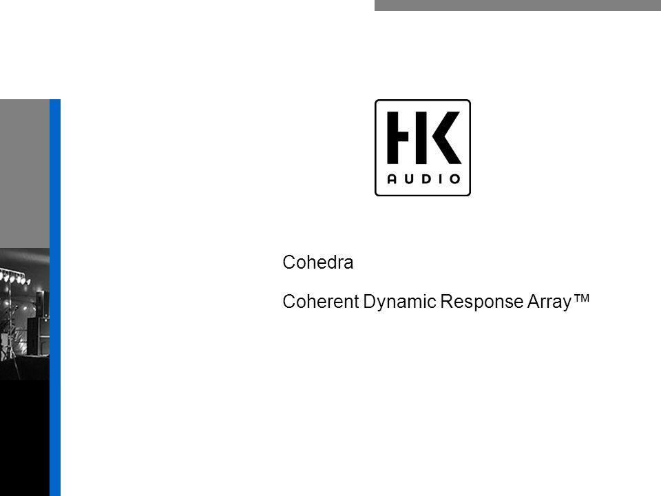 Cohedra Coherent Dynamic Response Array™