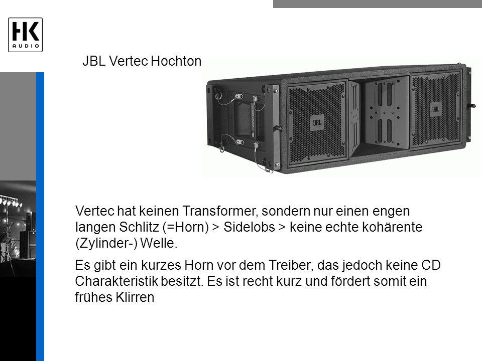 JBL Vertec Hochton