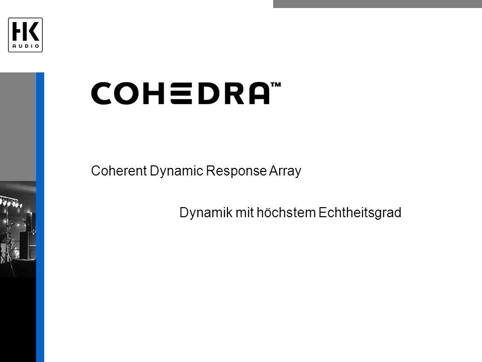 Coherent Dynamic Response Array