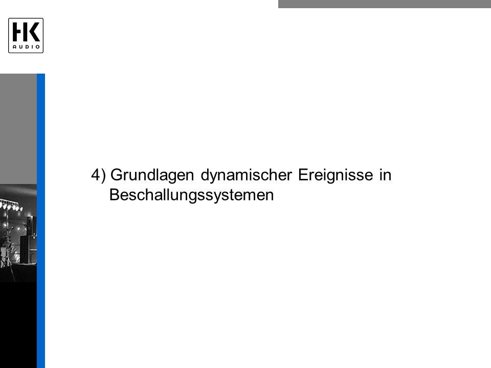 4) Grundlagen dynamischer Ereignisse in