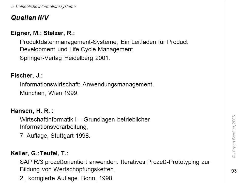Quellen II/V Eigner, M.; Stelzer, R.: