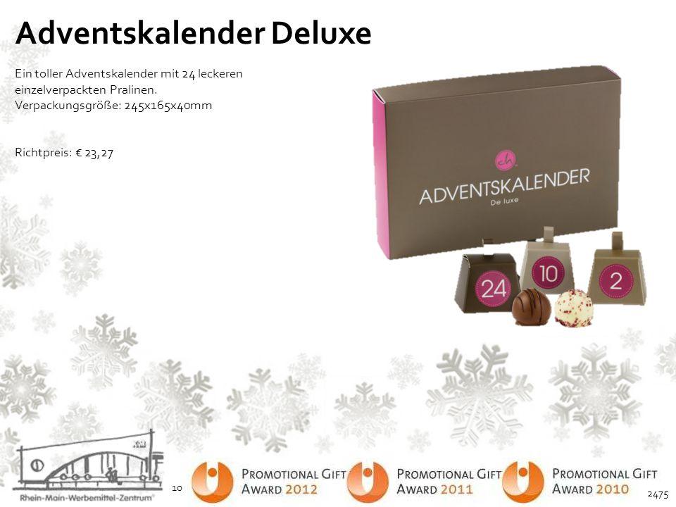 Adventskalender Deluxe