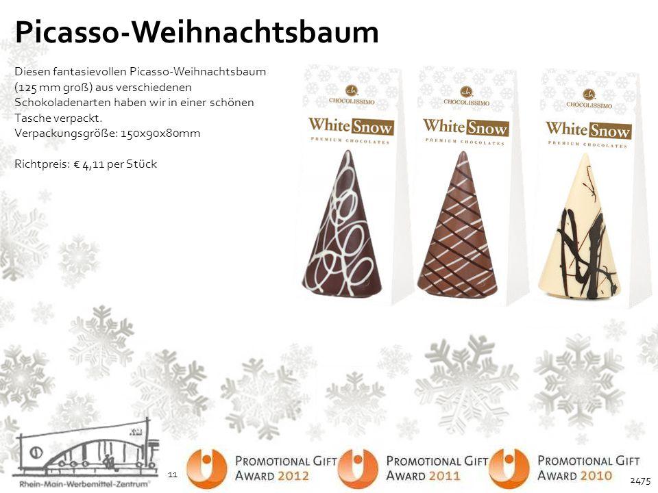 Picasso-Weihnachtsbaum