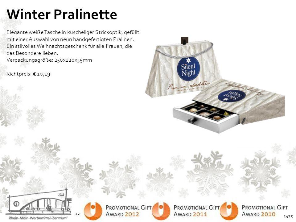 Winter Pralinette