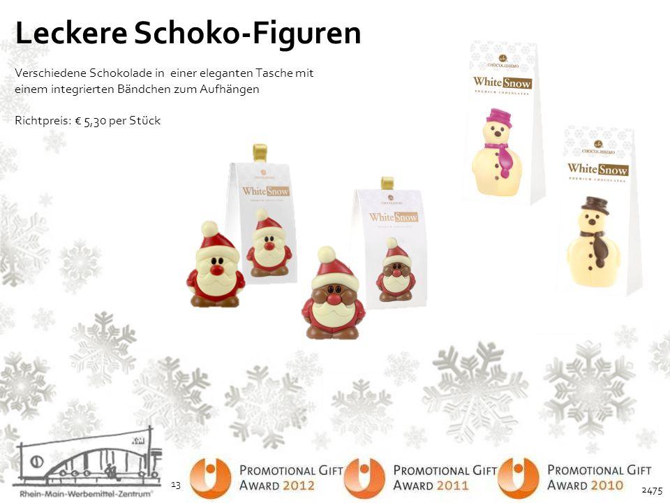 Leckere Schoko-Figuren