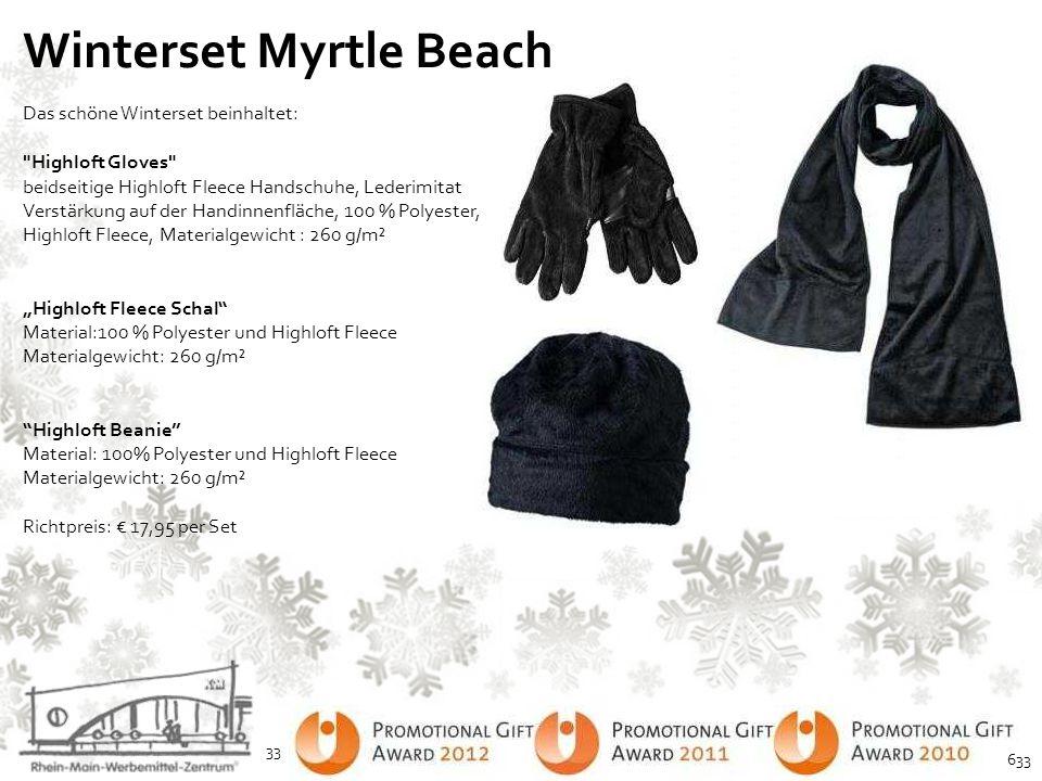 Winterset Myrtle Beach