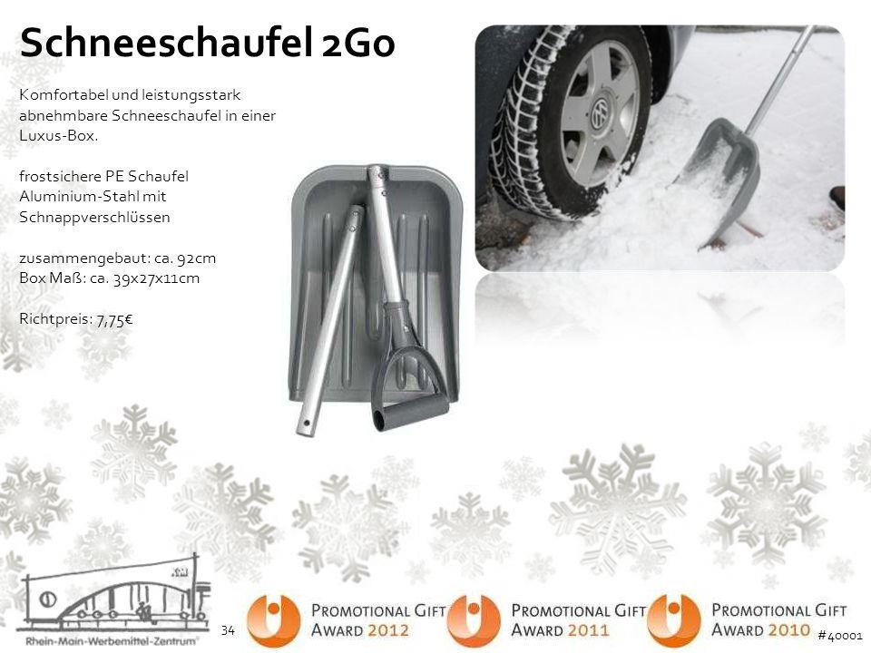 Schneeschaufel 2Go
