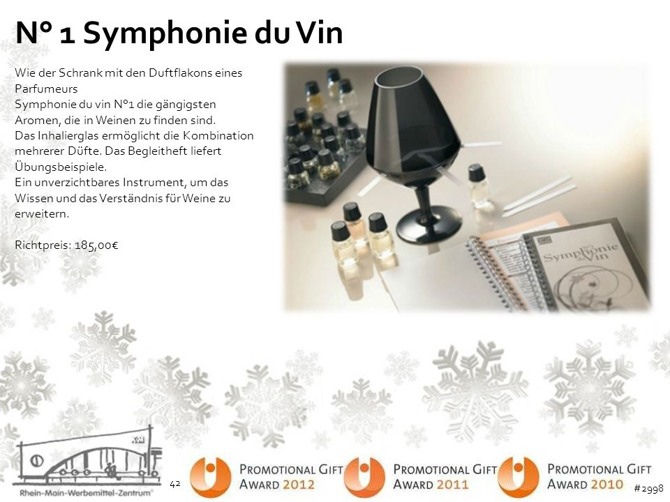 N° 1 Symphonie du Vin