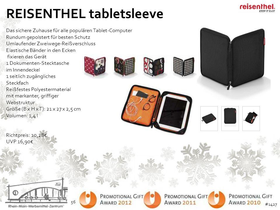 REISENTHEL tabletsleeve