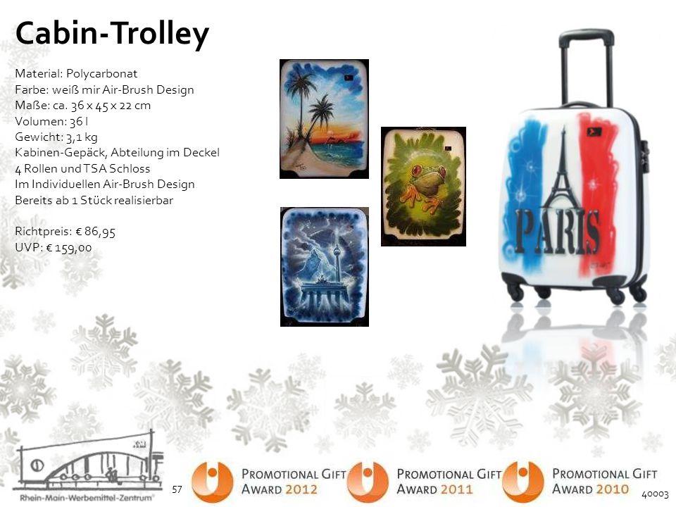 Cabin-Trolley