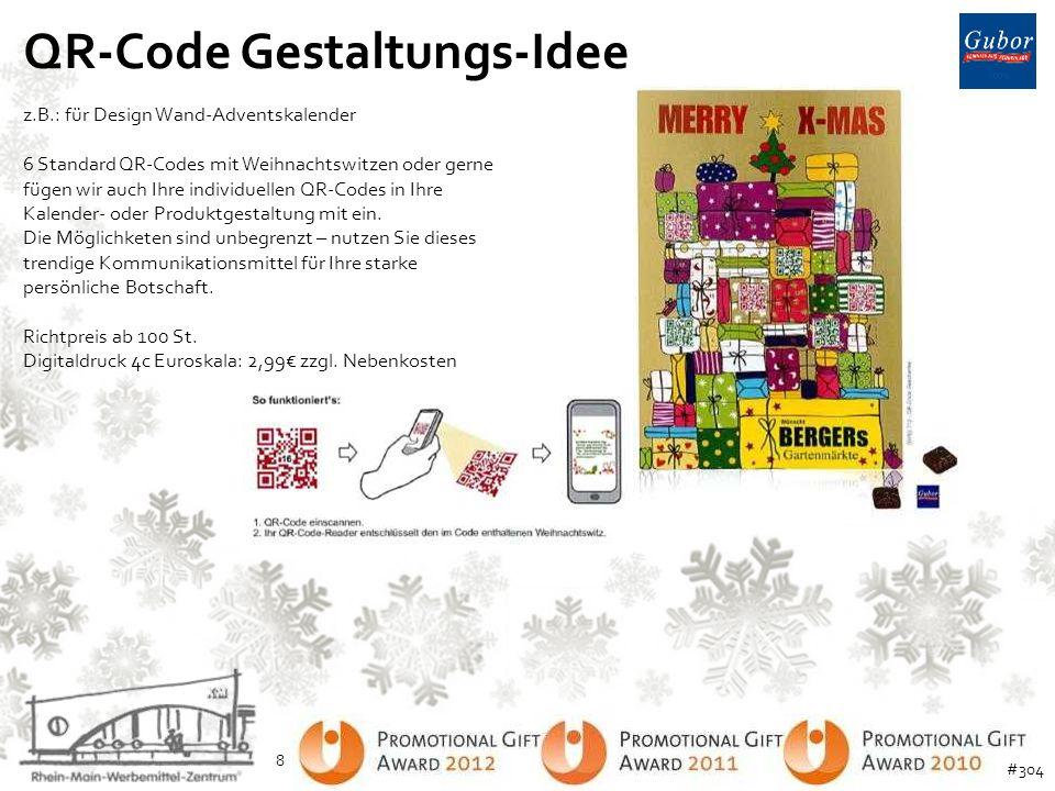 QR-Code Gestaltungs-Idee