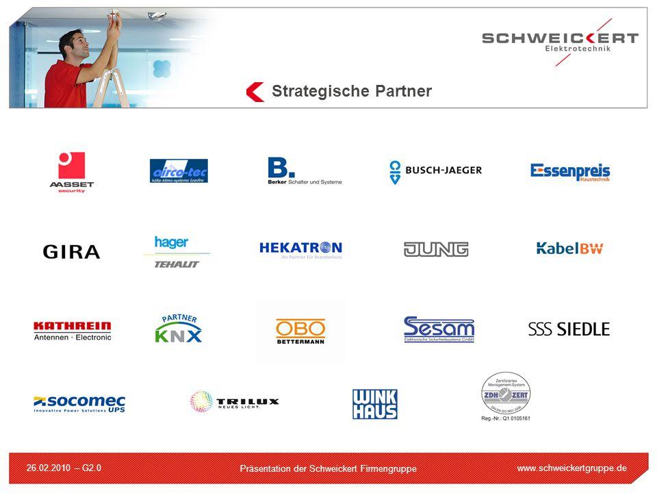 Strategische Partner 26.02.2010 – G2.0