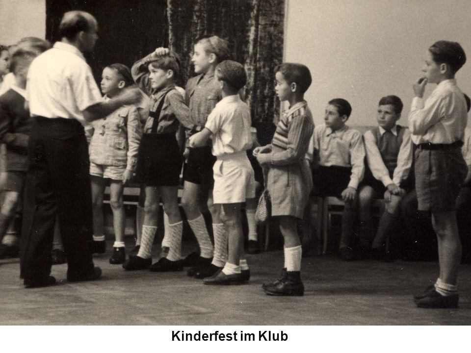 Kinderfest im Klub