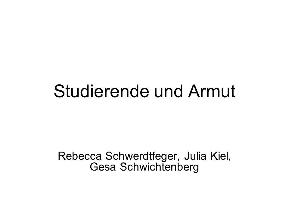 Rebecca Schwerdtfeger, Julia Kiel, Gesa Schwichtenberg